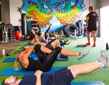 Gym Programs in Perth